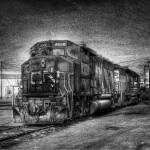 """Train"" by MatthewBrander"