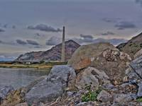 Smoke Stack HDR