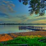 """Lake Andrews HDR"" by Korayem"