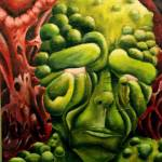 """""""The Green Man"""" by Siege"""