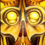 """""""The Golden Skull BIg"""" by Siege"""