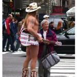 """Naked Cowboy"" by carlnelson"