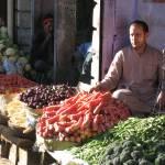 """Vegetable Vendor"" by margaritariver"