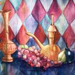 """Aladdins Lamp by Sonya P."" by flowerswithfeelings"