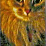"""Missy Cat"" by Bonniemarie"