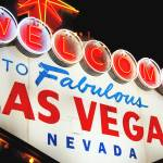 """Welcome to fabulous Las Vegas Nevada"" by JohnWardell"