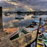"""Boothbay Harbor at Day"