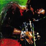 """Jazz Miles Davis 1"" by shevchukart"