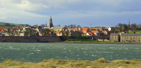 Berwick-upon-Tweed, UK