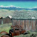 """Bodie, CA"" by McHenryDesigns"