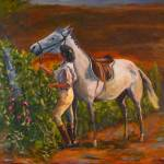 """Tuscan Horse"" by trosier"