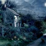 """""""The Witches House"""" by AngelaBarnett"""