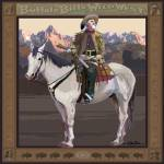 """Buffalo Bill"" by RICKKERSTEN"