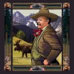 """Teddy Roosevelt"" by RICKKERSTEN"