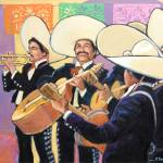 """Mariachi Music"" by RICKKERSTEN"
