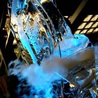 Smokin' Blue Martini Art Prints & Posters by Steve Allat