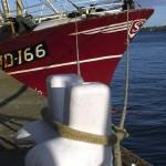 """Cork Harbour - Trawler"" by stockireland"