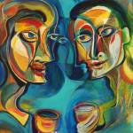 """""""Toast to Spirit"""" by marydelave"""