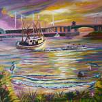 """Fishing Boat"" by ArtbySusy"