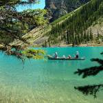 """Moraine Lake - Alberta, Canada"" by count"