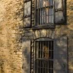 """""""Old, Steel-barred Windows"""" by CooperSlay"""