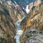 """Yellowstone Canyon and Falls"" by count"