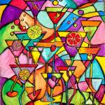 """Martinis and Fruit"" by ChrisJeanguenat"