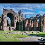 """Melrose Abbey (Scotland)"" by DavideCherubini"