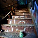 """rusted_stairs"" by genrecreative"