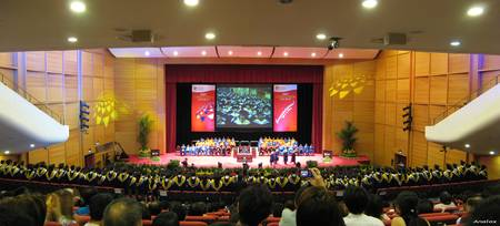 SCE Convocation 2007