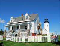Wide Angle of Pemaquid Light