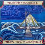 """""Stormy Weather, Low Tide Churning"""" by simmonsfineart"