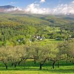 """""""Vermont - Worcester Village, Vermont in Springtime"""" by timseaver"""