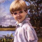 """Portrait of a Boy"" by mariewitte"