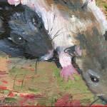 """Rats"" by schulmanart"