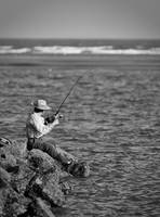 Fishing' Relaxin' Mono