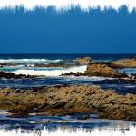 """Monterey Coastline..Rocky Coves"" by cornpics"