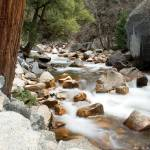 """Tenaya Creek Panoramic"" by myowndesignjf"