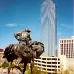 """Dallas, Texas poster"" by rayjacque"