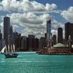 """Chicago Coastline..."" by JoanneCoyle"