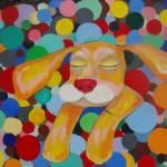 """""""puppy dreams"""" by IrisGrover"""