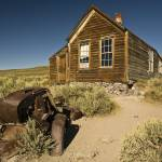 """A house in the ghost town of Bodie, CA"" by edleckert"
