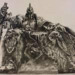 """Arthas The Lich King"" by hezatzul"