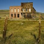 """Post Office and Lodge Hall, Bodie, California"" by edleckert"