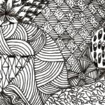 """Zentangle 2"" by pamellajo"