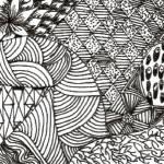 """Zentangle 2"" by pamellajo"