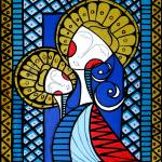 """MADONNA  AND CHILD"" by rsuazo"