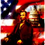 """Abraham Lincoln Portrait"" by paulshipper"