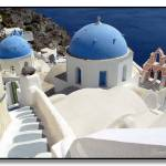 """Living the Dream - Santorini"" by greekstifado"