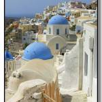 """Dreaming of Santorini"" by greekstifado"